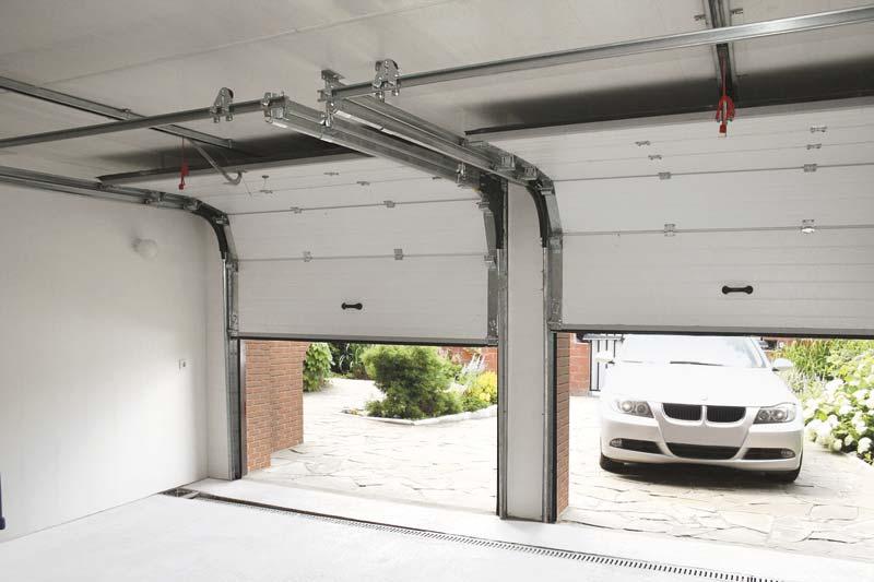 общие проблемы возникающие при открывании гаражных ворот