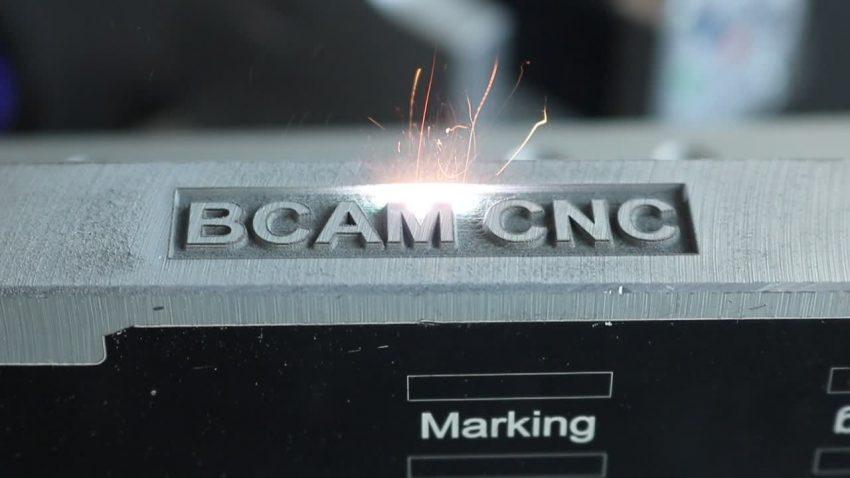 Лазерная маркировка на металлах